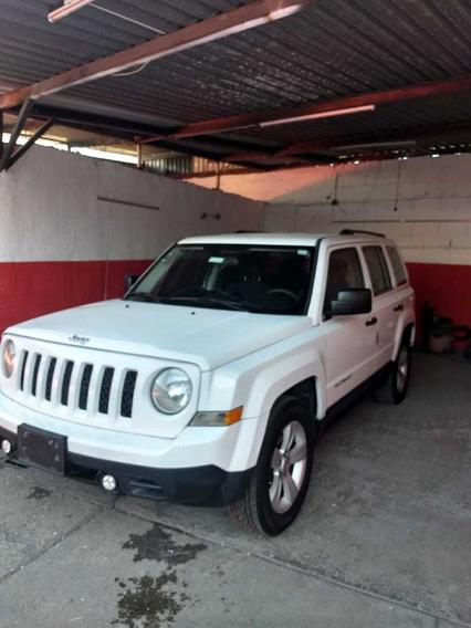 Jeep Patriot Base Aa Abs Ba 4x2 Cvt 2013