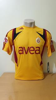 Camisa Galatasaray Da Turquia adidas Avea P