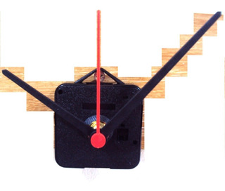 Máquina 11,5mm Quartz Tic-tac Relógio Parede Conserto Herweg