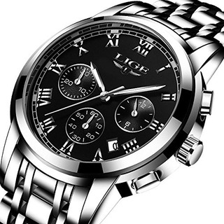 Relojes Hombres Luxury Brand Chronograph Hombres Deportes Re