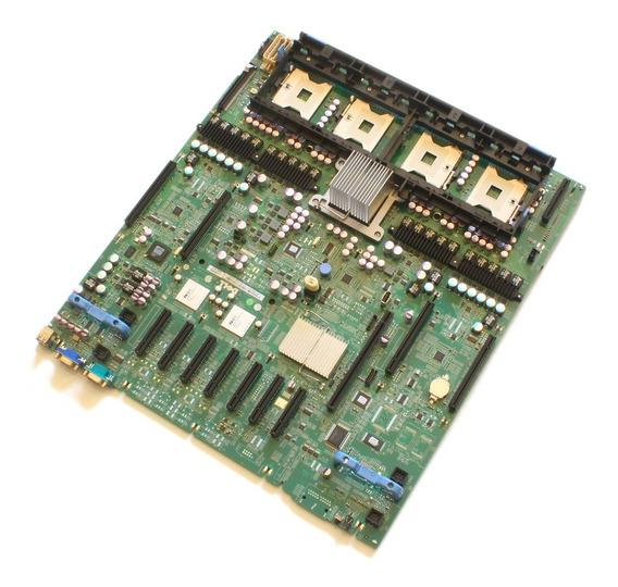 Placa Mãe Dell Poweredge R900 Pn: 0x947h C/ Garantia E Nf-e