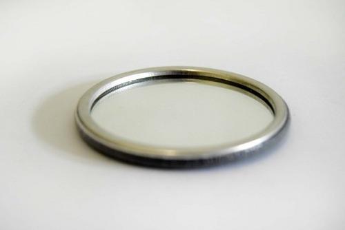 Button Espelho De Plástico 55mm (200 Unidades)