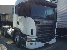 Scania 124 420 6x2 Ano 2009/2010 Estado De Zero