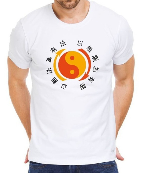 Remera Bruce Lee Jeet Kune Do Rebel Label
