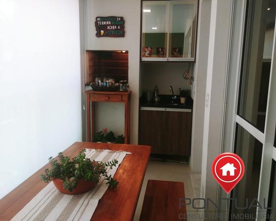 Apartamento À Venda Em Marília No Pátio Esmeralda Club House - Ap00218 - 33914671