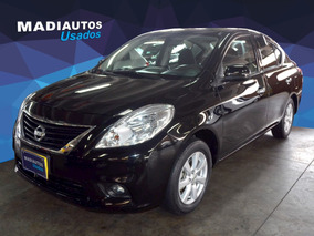 Nissan Versa Advance 1.6 Aut. Sedan 2014