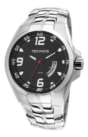 Relógio Technos Masculino Performance Racer 2115ksw/1r