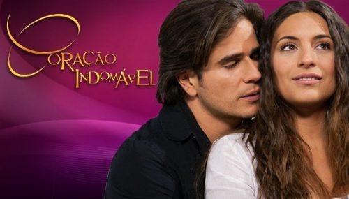Novela Mexicana Coração Indomável Em Dvd Frete Barato