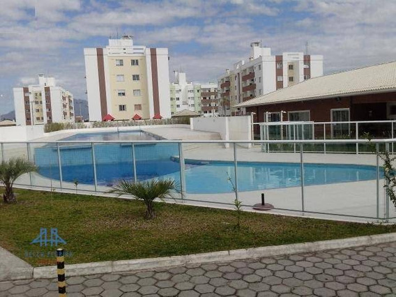 Lindo Apartamento À Venda, 65 M²condominio Completo Por R$ 175.000,00 - Forquilhas - São José/sc - Ap2743