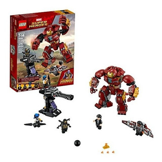 Lego Marvel Super Heroes Avengers: Infinity War El Hulkbuste