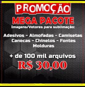 Mega Pacote De Vetores E Imagens Para Sublimação Digital