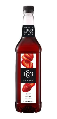 Xarope Soda Italiana Coquetel Drink Routin 1883 Frances 1l