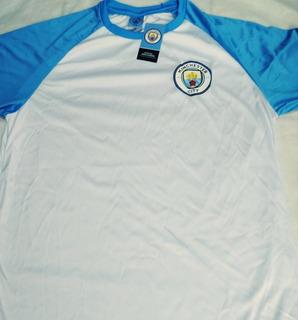 Camisa Do Manchester City Passeio