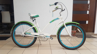 Bicicleta Para Ciudad,trek Dama,estilo Turismera