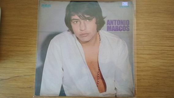 Lp Vinil Antônio Marcos 1969