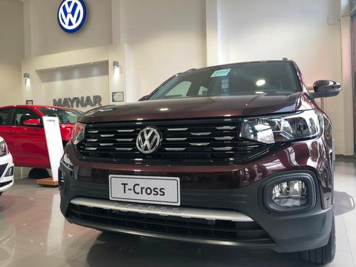 Volkswagen T-cross Trendline  -  Plan Avanzado Mn
