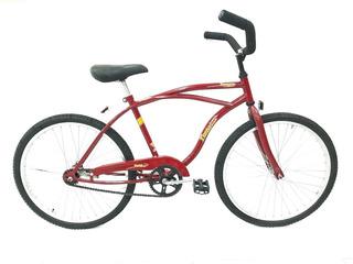Bicicleta Playera Rodado 24 Hombre
