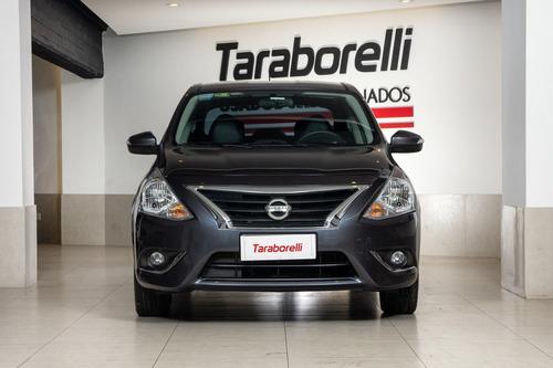 Nissan Versa Exclusive At Pure Drive F2 Usados Taraborelli