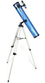 Telescópio Refletor 114mm Deepsky ( Padrão Celestron ) +cd