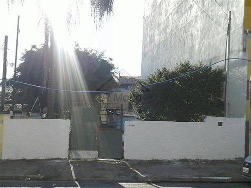 Terreno Vila Ré São Paulo/sp - 1135