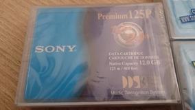 Fita Dat Sony 12gb Dds3 125m Premium 125p