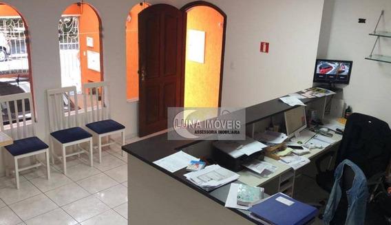 Sobrado Com 4 Dormitórios À Venda, 243 M² Por R$ 695.000,00 - Rudge Ramos - São Bernardo Do Campo/sp - So0624