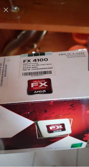 Processador Fx 4100 Black Editon Socket Am3+