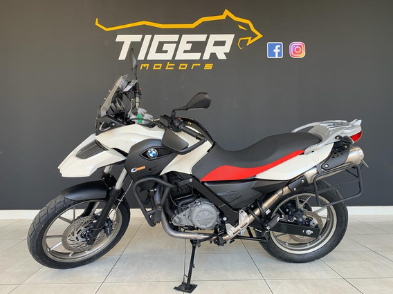 Bmw G650 Gs 2012/2013 18.000km - Manual+chave Reserva