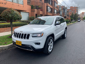 Jeep Grand Cherokee Limited 3,6 2014