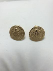 Brinco Em Ouro 18k, São Bento