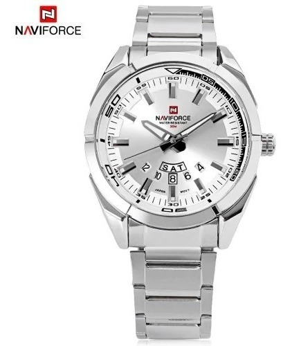 Relógio Masculino Naviforce Nf9038m