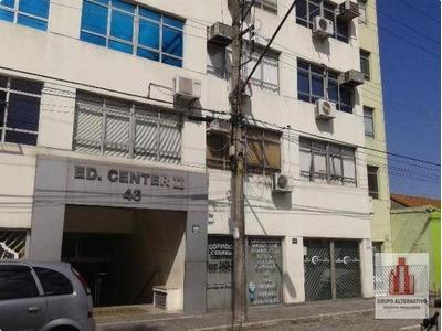 Sala Comercial Para Locação, Centro, Guarulhos - Sa0011