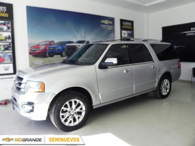 Ford Expedition 5p Limited Max V6 3.5 Bt Aut