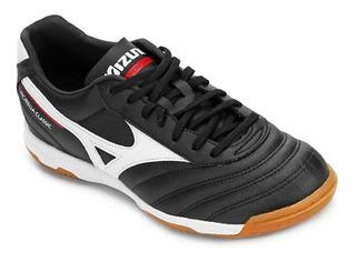 Tênis Mizuno Futsal Morelia Classic Conforto 010745
