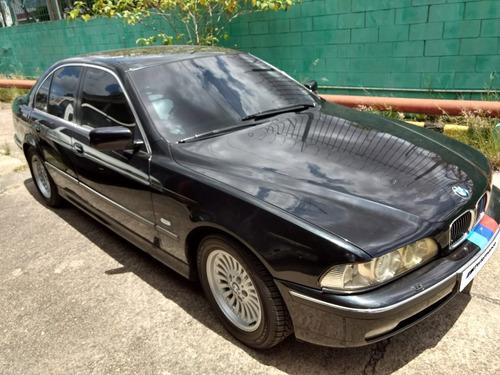 Bmw 540ia Protection 4.4 V8 Blindada De Fábrica