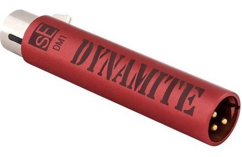 Dynamite Dm1  Preamplificador Para Mics Dinamicos