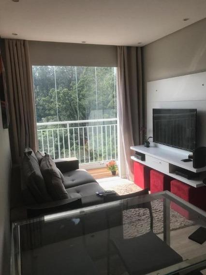 Vendo Apartamento De 47m², 2 Dormitórios, 1 Banheiro, 1 Vaga De Garagem, Lazer Completo - Ap2439