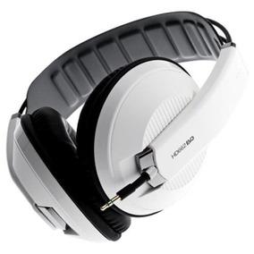 Fone De Ouvido Superlux Hd662 Evo Branco - Usado C/ Nf