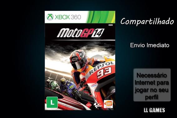 Motogp 14 Xbox 360 Mídia Digital