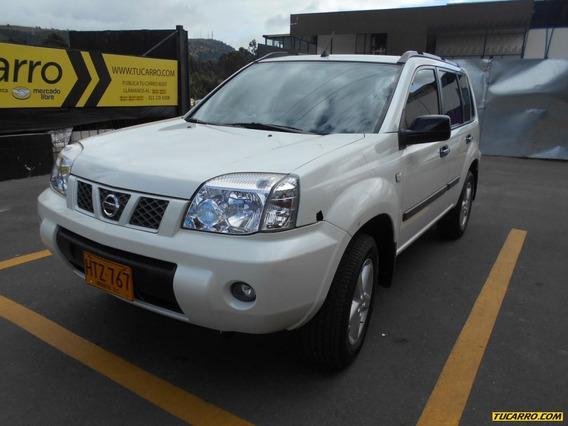 Nissan X-trail 2013