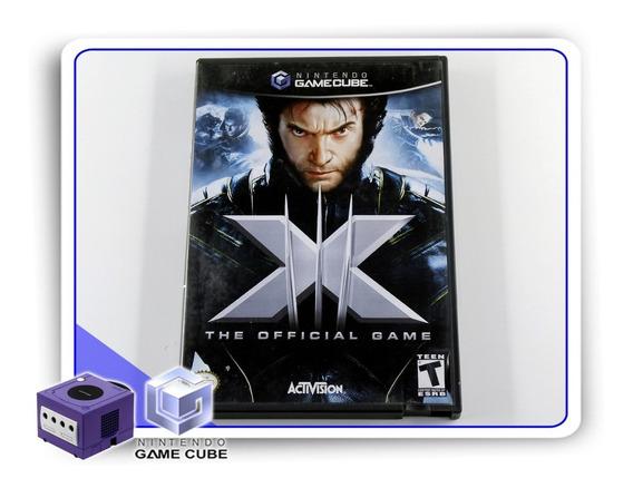 X-men The Official Game Original Nintendo Gamecube
