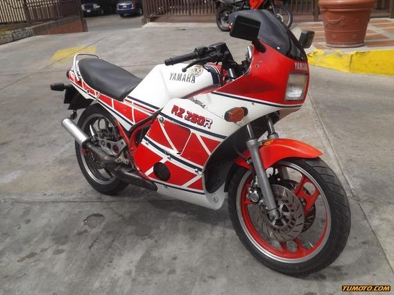 Yamaha Rz 126 Cc - 250 Cc