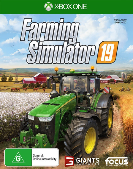 Farming Simulator 19 - Digital Online - Xbox One