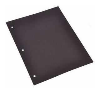 Repuesto Luma 5 Hojas Canson Dibujo Tamaño N3 Negro X25 Uni
