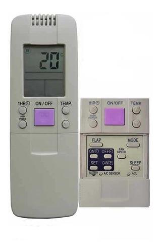 Imagen 1 de 10 de Control Remoto Aire Acondicionado Hisense Bluesky Electrolux