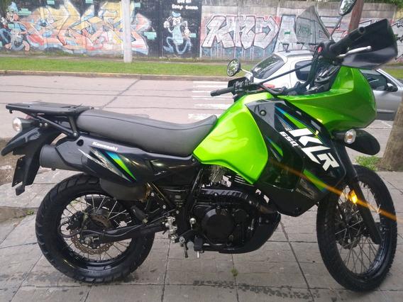 Kawasaki Klr 650 2014