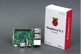 Raspberry Pi3 Pi 3 Model B Quadcore 1.2ghz Garantia De 1 Ano