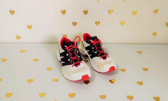 Tênis adidas Feminino Branco E Rosa Tam 38