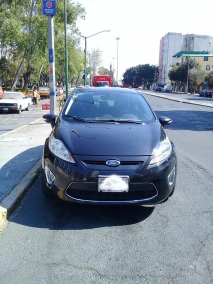 Ford Fiesta 2011 Ses 5 Puertas T/m Hatchback