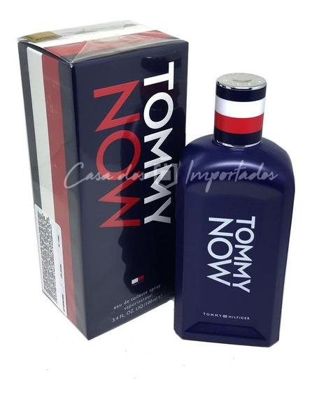 Tommy Now 100ml Masculino | Original + Amostra De Brinde